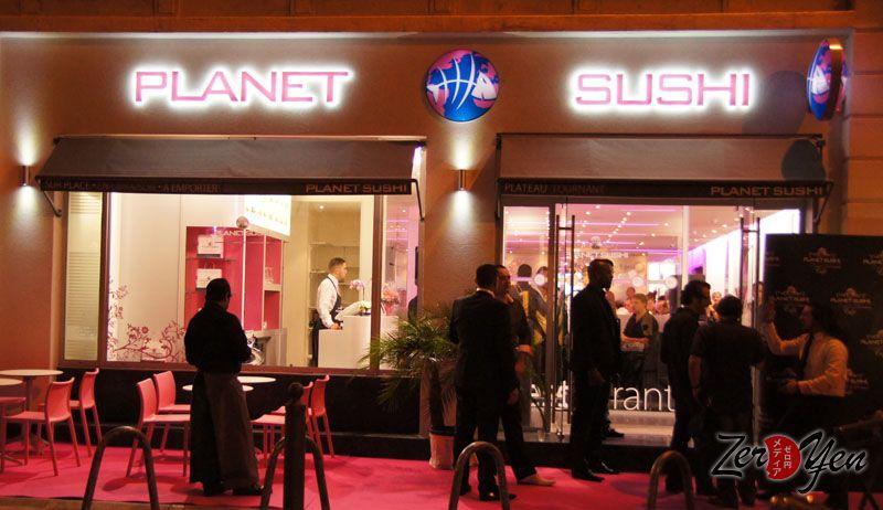 planet sushi d 233 barque 224 marseille zero yen media