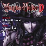 Le manga « Vampire Hunter D » en version numérique