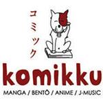 Les nouveautés Komikku du mois de février 2016