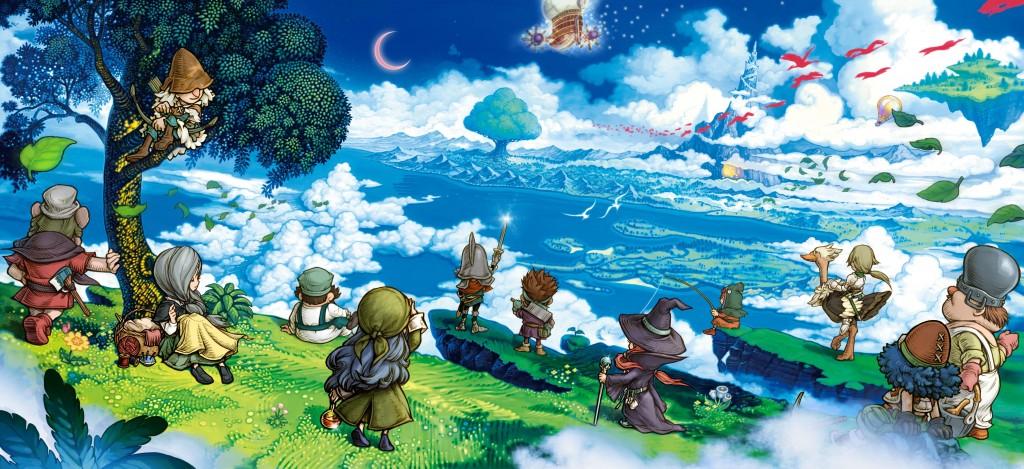 Fantasy Life (illustration 2) © Nintendo