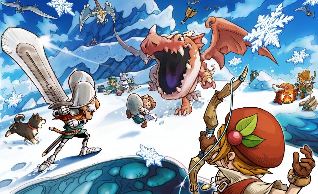 Fantasy Life (illustration) © Nintendo