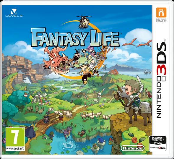 Fantasy Life © Nintendo