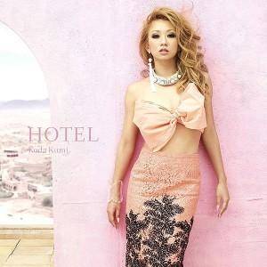 Koda Kumi - HOTEL (édition limitée CD+DVD) © rhythm zone / avex