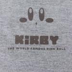 Des T-shirts Kirby en édition limitée au Tokyo Game Show