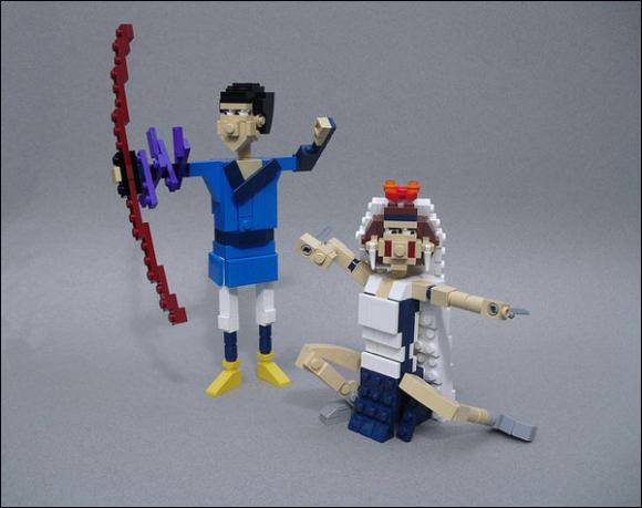 Mononoke_hime_Lego