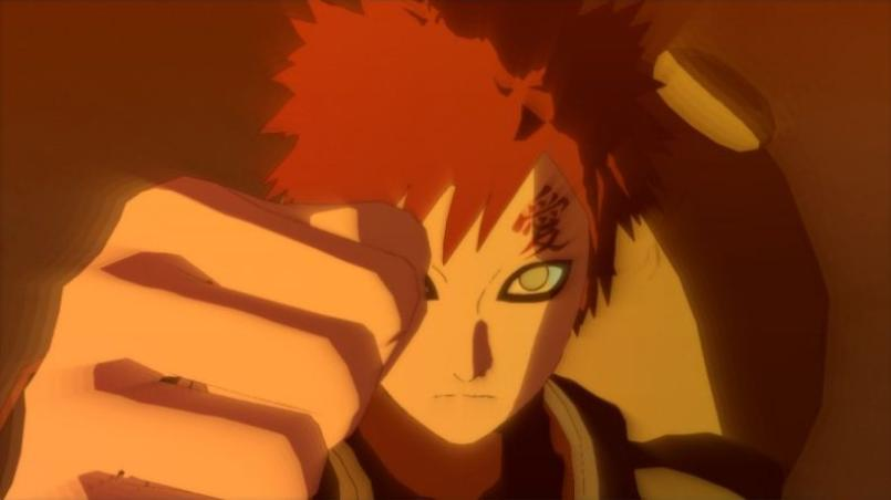Naruto Shippuden Ultimate Ninja Storm Revolution Gara