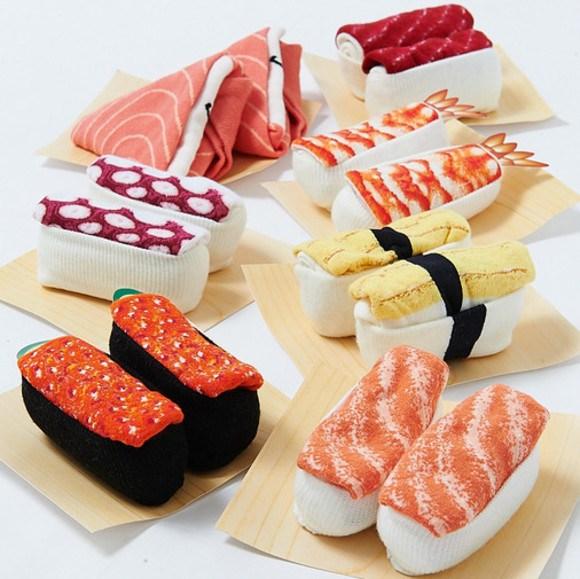 Sushi_socks