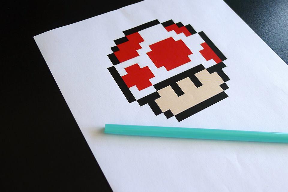 Réalisez Un Bentō Super Champignon De Mario En Version