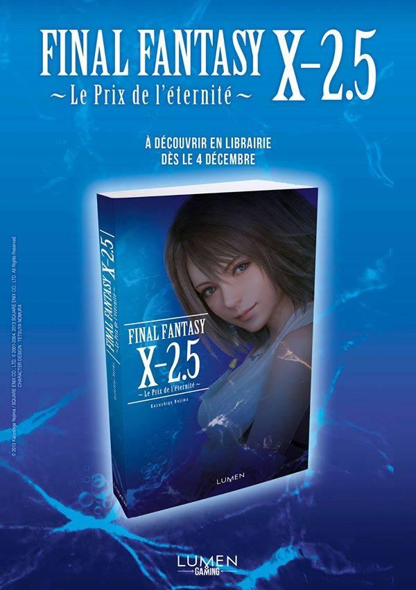 Final Fantasy X-2.5 ~Le prix de l'éternité~ annonce