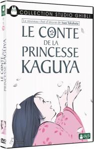 Le conte de la princesse Kaguya DVD