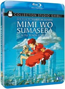 Mimi wo sumaseba (Si tu tends l'oreille) Blu-ray