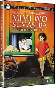 Mimi wo sumaseba (Si tu tends l'oreille) DVD