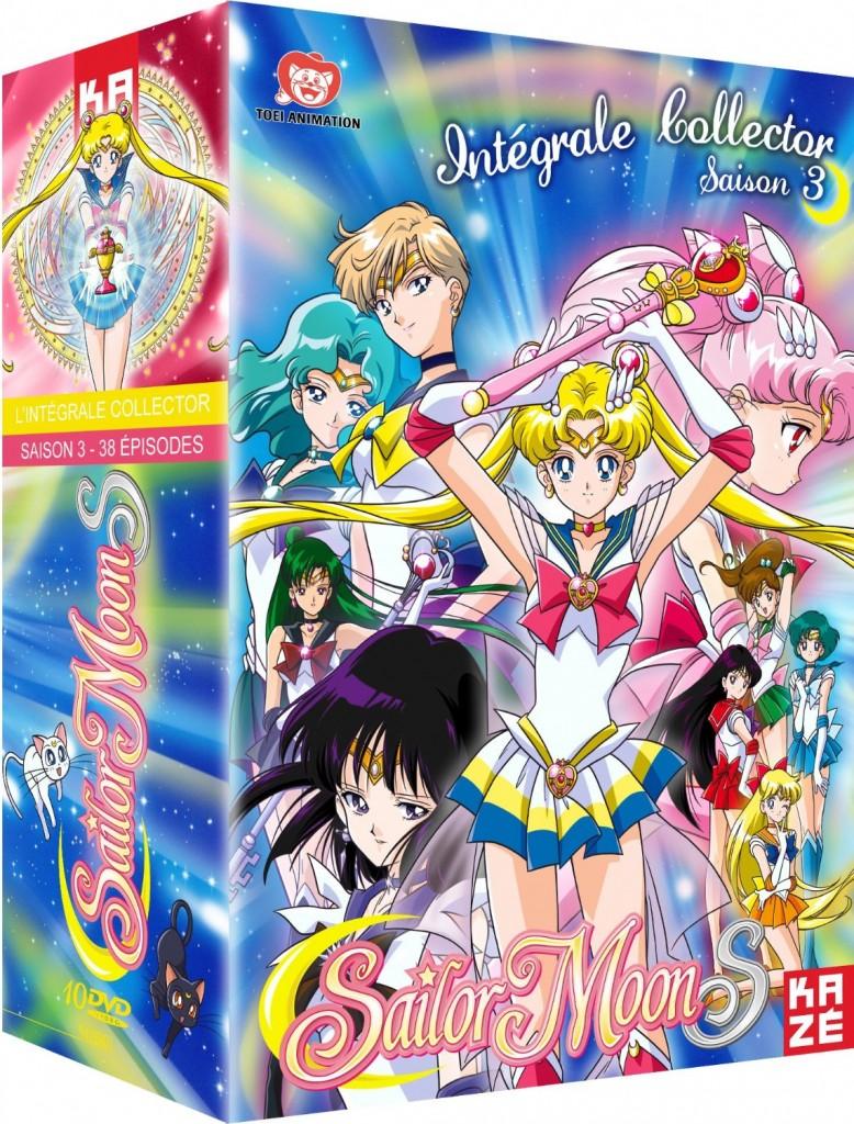 Sailor Moon S DVD (Saison 3)