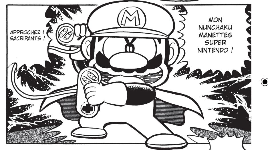 Super Mario Manga Adventure extrait