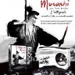La saga «Musashi» de Tomu Uchida bientôt en DVD