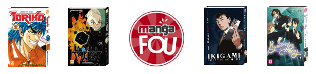 Kazé Manga Manga Fou 2015