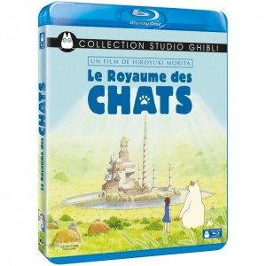 Le Royaume des chats Blu-ray