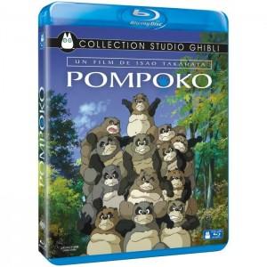 Pompoko Blu-ray