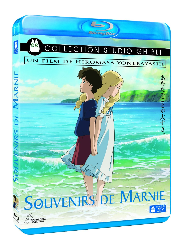 Souvenirs de Marnie Blu-ray