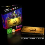 Nintendo annonce une New 3DS XL Zelda Majora's Mask collector !