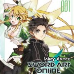 Une preview pour le manga « Sword Art Online – Fairy Dance ! »