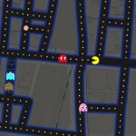 Jouez à Pac-Man sur… Google Maps !