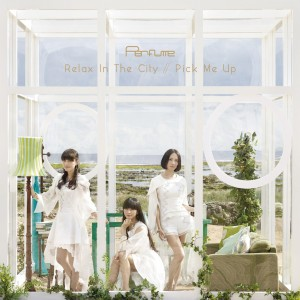 Perfume_Relax_in_the_City_Pick_me_Up_First_Press_Limited