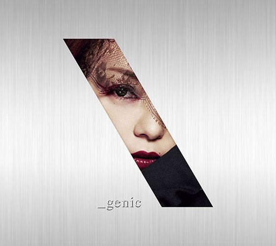 Namie_Amuro_-_genic_CD+DVD