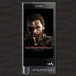 Sony commercialise des Walkman «Metal Gear Solid V» au Japon !
