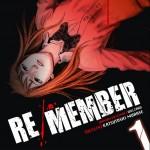 Un extrait pour le manga «Re/member»