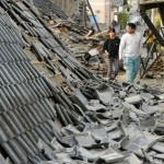 Un tremblement de terre de magnitude 6.4 touche la région de Kumamoto